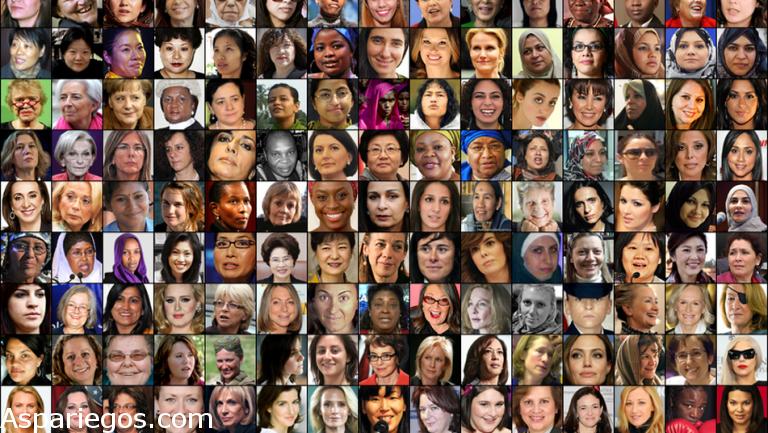 A las Mujeres del Mundo