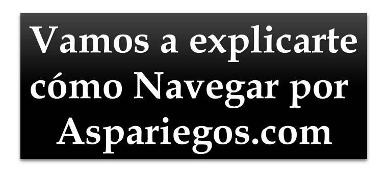 Navegar Aspariegos.com