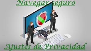 Ajustes Privacidad