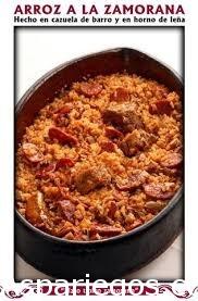 Gastronomia Zamorana