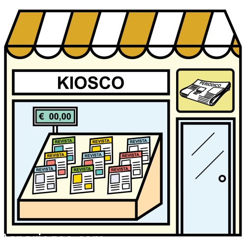 El Kiosco Aspariegos